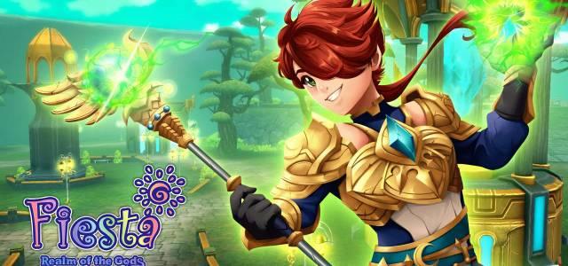 Fiesta Onlines größte Erweiterung Realm of the Gods jetzt verfügbar