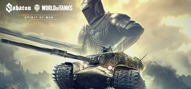 Sabaton & World of Tanks