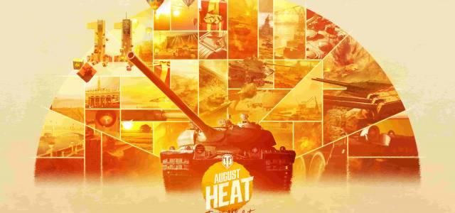 World of Tanks bietet seinen Spielern einen heißen August