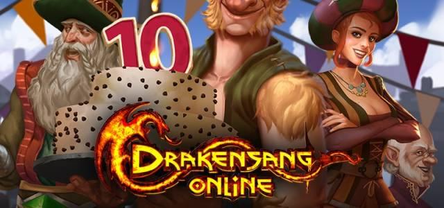 Drakensang Online Dracanisches Geburtstagsfestival