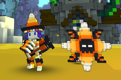 Das Shadow's Eve-Event in Trove